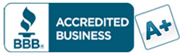 high ethical standards have earned us an A plus rating with the Better Business Bureau